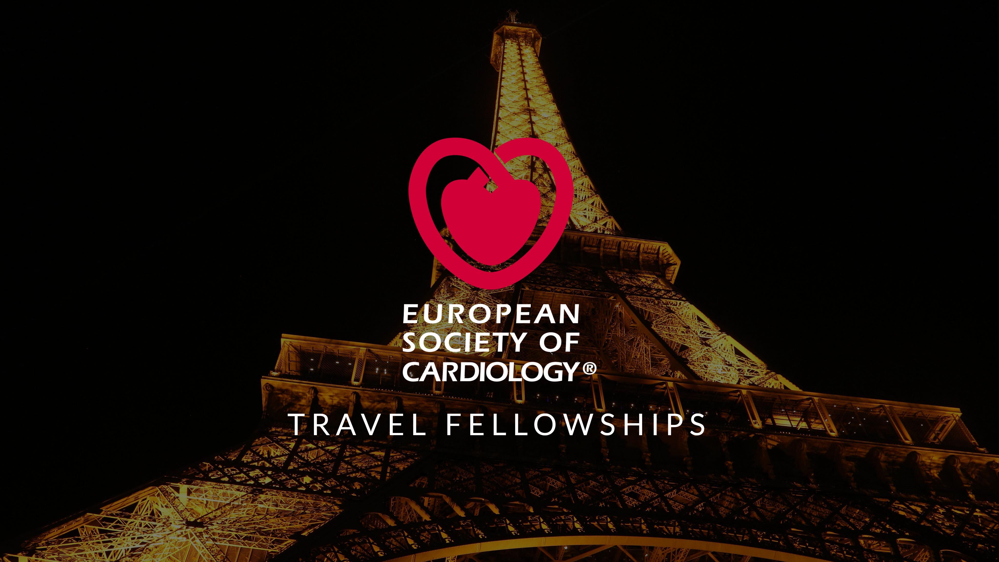 ESC & ERS Travelling Fellowship Award winners